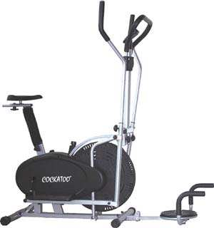 Cockatoo OB-04 Exercise Bike With Twister