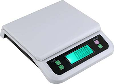 atom electronic kitchen weight machine