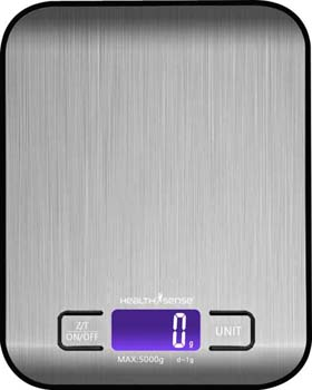 chef mate steel kitchen weight scale
