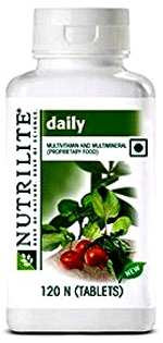 amway nutriite daily multivitamins