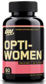 on multivitamin supplements for women