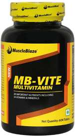 muscleblaze multi-vitamin capsules