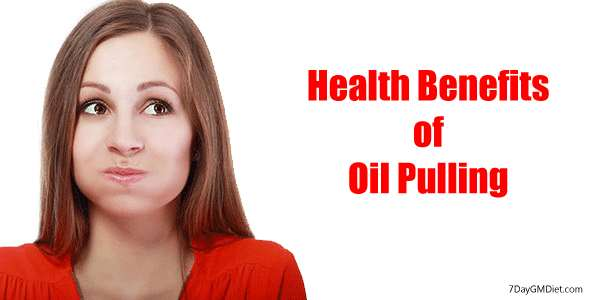 Benefits of Oil Pulling for Weight Loss