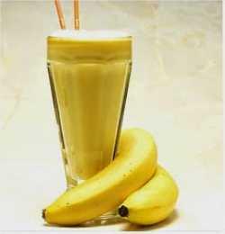 GM Diet Banana Milkshake Recipe for Weight Loss