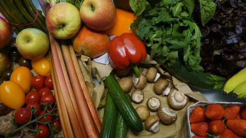 GM diet day 3 plan - fruits and vegetables list