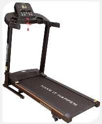 Maxpro Motorized Treadmill
